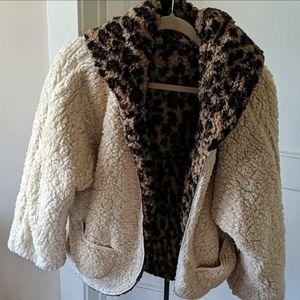 Sweet Rain reversible jacket
